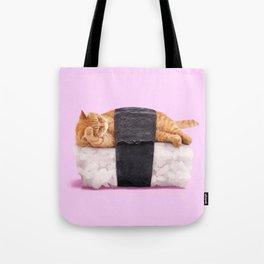 SUSHICAT Tote Bag