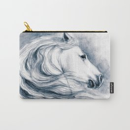 Andalusian Horse Carry-All Pouch