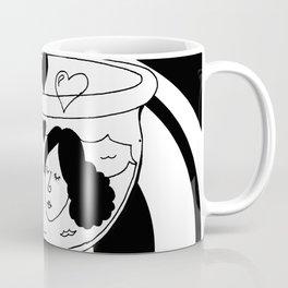 Heads above the waters Coffee Mug