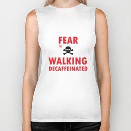 Fear the Walking De... Biker Tank