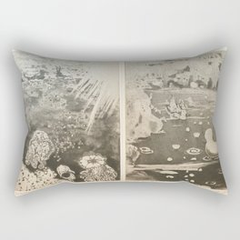 Under The Sea. Some things are better down where it's wetter take it from me Rectangular Pillow