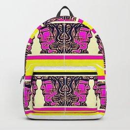 Pink Warrior (Number 11) Backpack
