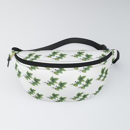 Re_Growth Pattern Fanny Pack
