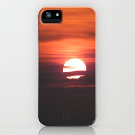 Set Me On Fire iPhone Case