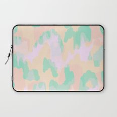 Tamsin - Soft Abstract Laptop Sleeve