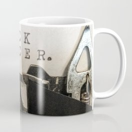FUCK CANCER Coffee Mug
