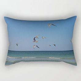 As Days Go On Rectangular Pillow