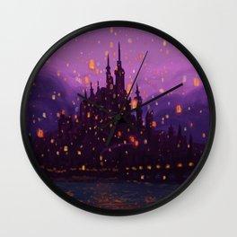 Portrait of a Kingdom: Corona  Wall Clock