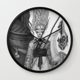 Holly Rite Wall Clock