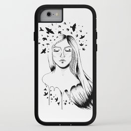 My thoughts are not my own iPhone Case