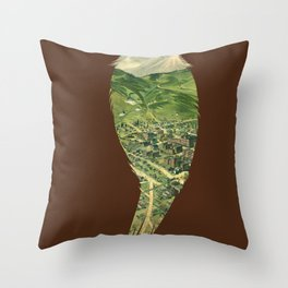...To The Birds Throw Pillow
