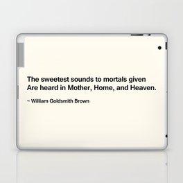 Mothers Day II Laptop & iPad Skin