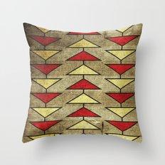 Navajo Arrows Throw Pillow