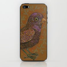 Vernal Harbinger iPhone & iPod Skin
