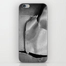 9/11 Memorial Scrap Metal iPhone Skin