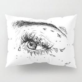 I Woke Up Like This Pillow Sham