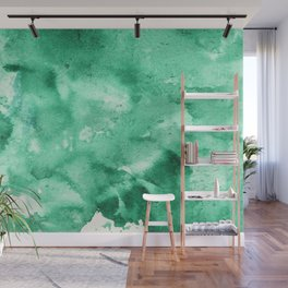 Watercolor abstract patterns that do not exist.Actually there are many color patterns.No.52 Wall Mural