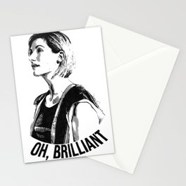 Oh, brilliant Stationery Cards