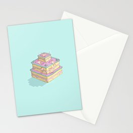Cake lovers Stationery Cards