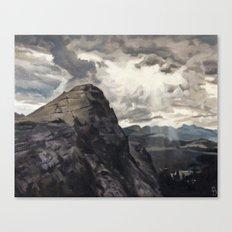 Lembert Dome, Yosemite Canvas Print