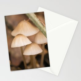 Little mushooms #5 Stationery Cards