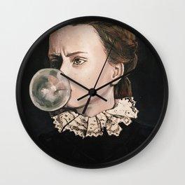 Renaissance gum Wall Clock
