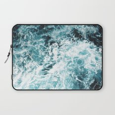 Sea Waves Laptop Sleeve