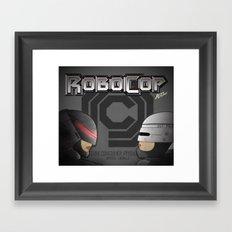 Robocop Framed Art Print
