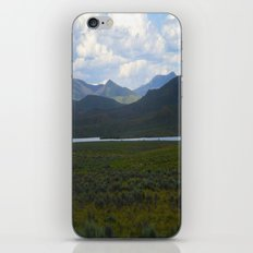 Green Hills iPhone & iPod Skin