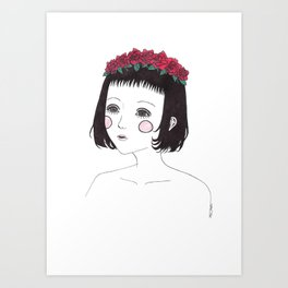 Esther Art Print
