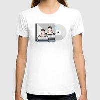 tegan and sara T-shirts featuring Tegan & Sara by Lesbian Emojis
