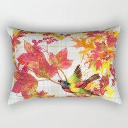 A Grateful Heart Rectangular Pillow
