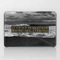 grace iPad Cases featuring Grace by Efty