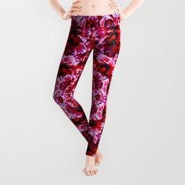 Spring exploit floral pattern second version Leggings