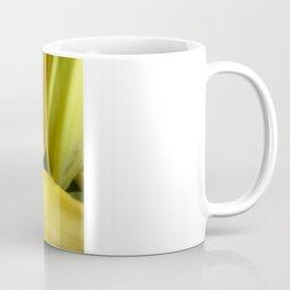 Yellow Tiger Lily Coffee Mug