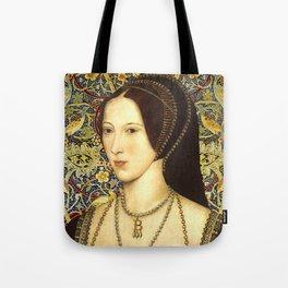 Queen Anne Boleyn Tote Bag