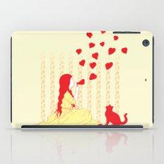 Bubbly Hearts iPad Case
