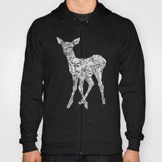 Leafy Deer Hoody