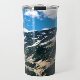 Cascade Mountains Travel Mug