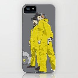 Breaking Bad - Hazmat (Vector Art) iPhone Case