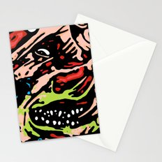 Man is The Warmest Place to Hide Stationery Cards