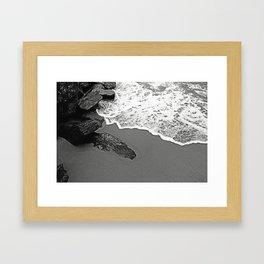 Drifting Away Framed Art Print