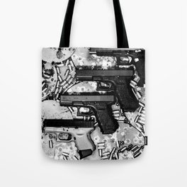 Steel n Ammo Tote Bag