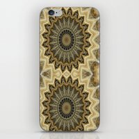 llama iPhone & iPod Skins featuring Llama by Kimberly McGuiness