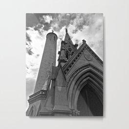 Glasnevin Tombs Metal Print