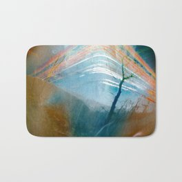 the sun is out there (pinhole camera) Bath Mat