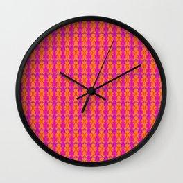 Bark III Wall Clock