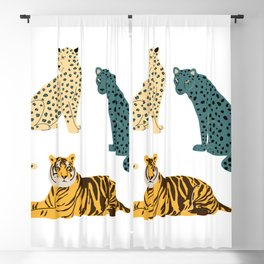Predators Blackout Curtain