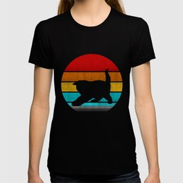 kitten vintage T-shirt