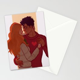 As We Dance Stationery Cards